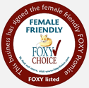 Foxy Choice Female Friendly Garage